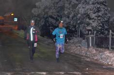 VáNOČNÍ běh 2018