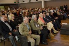 Slavnostní setkání malenovických občanů