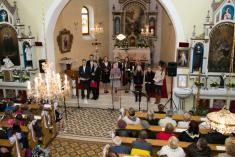 Slavnostní koncert u příležitosti opravy varhan